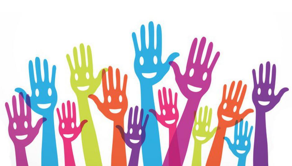 Participation des Citoyens - Mains levées